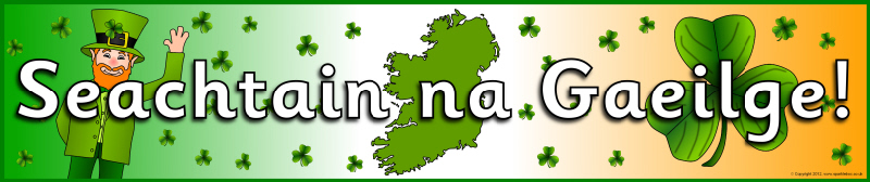 Image result for Seachtain na Gaeilge