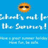 Have a great summer holiday