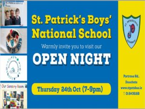 Invite to open night 2019